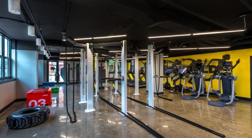 University-View-College-Park-MD-Fitness-Centre-Unilodgers