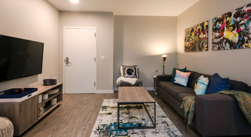 University-View-College-Park-MD-Living-Area-Unilodgers