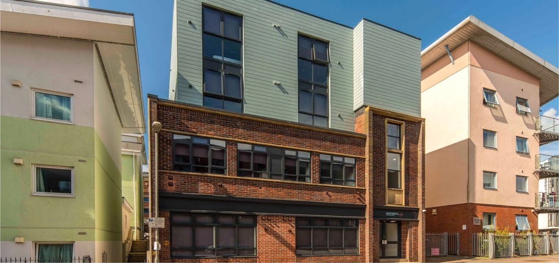 Verney-Street-Exeter-Exterior-Unilodgers