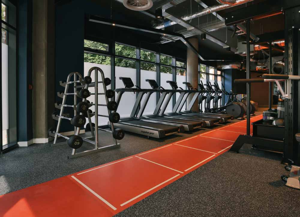 Alwyn-Court-Cardiff-Gym-Unilodgers