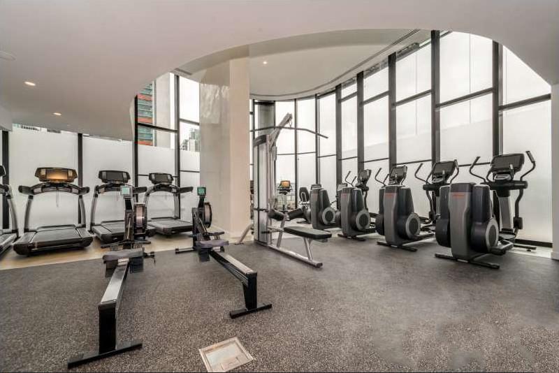 4306-135-A'Beckett-Street-Gym-Unilodgers