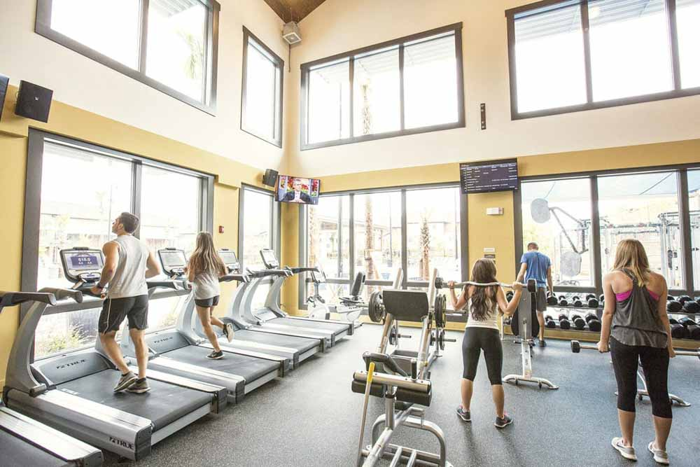 Redpoint-West-Tennessee-Tallahassee-FL-Gym-Unilodgers
