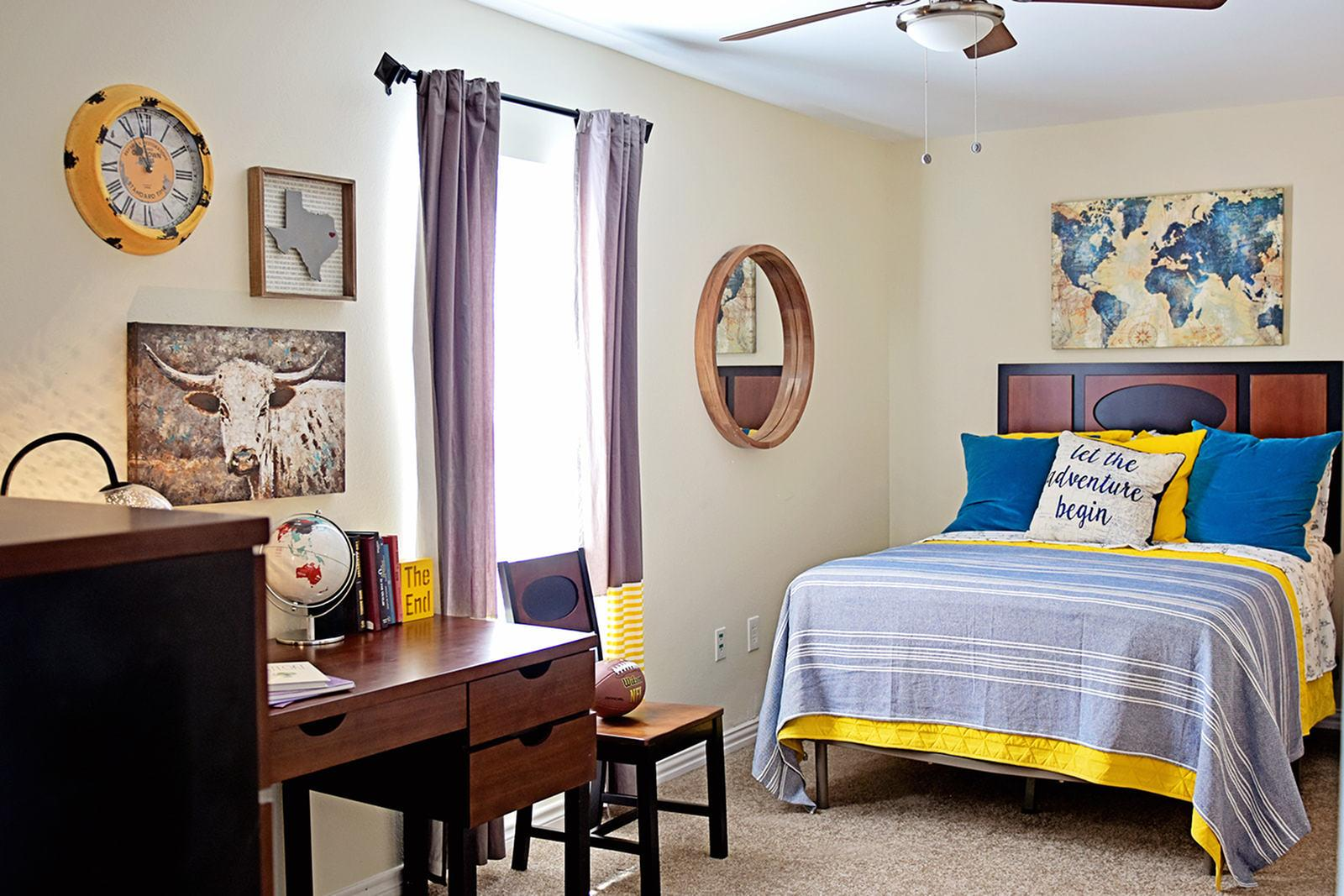The-Overlook-At-Nacogdoches-TX-Bedroom-2-Unilodgers