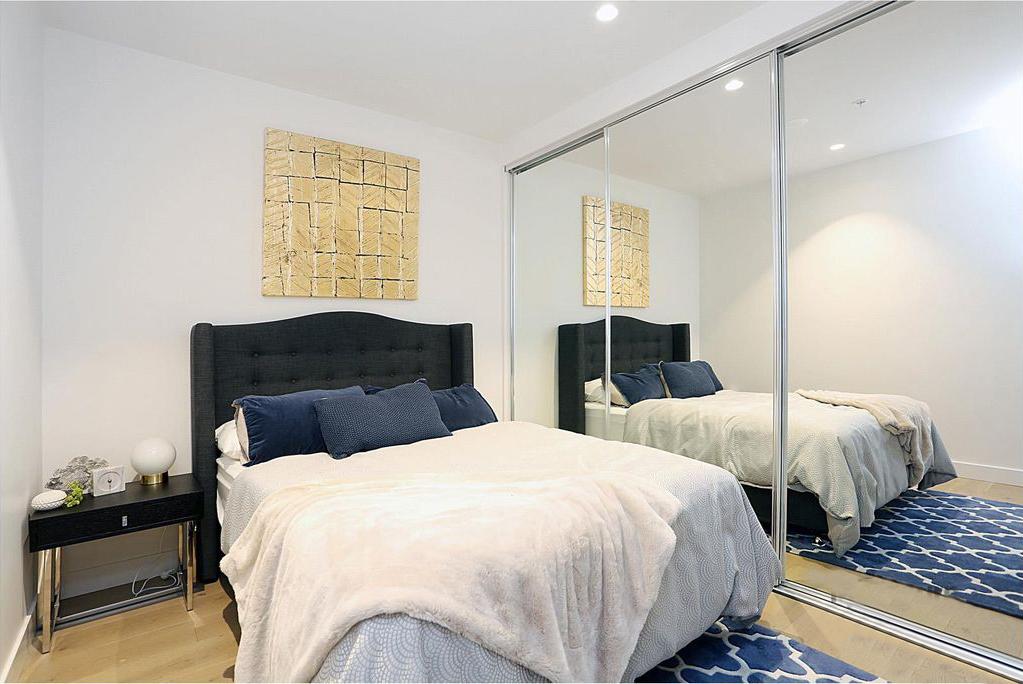 4307-285-La-Trobe-Street-Melbourne-Student-Accommodation-Melbourne-Bedroom-Unilodgers