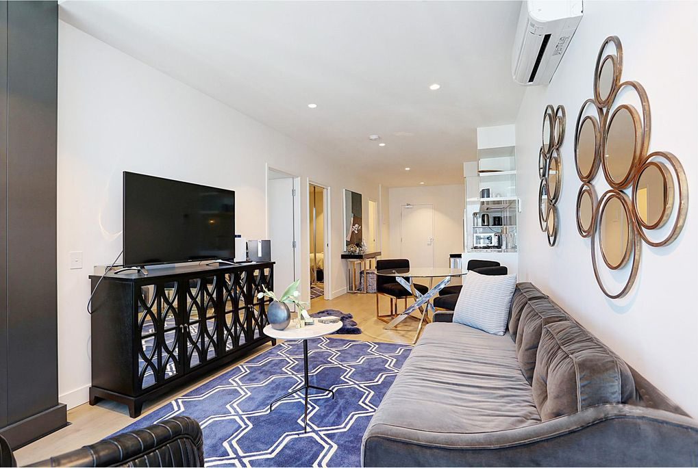 4307-285-La-Trobe-Street-Melbourne-Student-Accommodation-Melbourne-Living-Area-Unilodgers