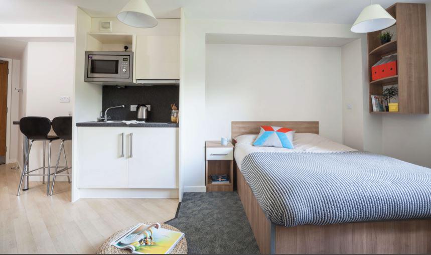 Elizabeth-Croll-House-London-Bedroom-Unilodgers