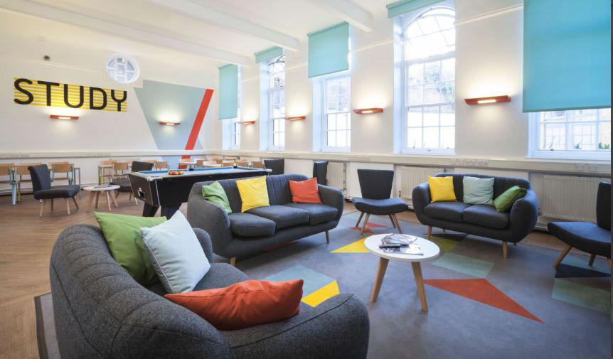 Elizabeth-Croll-House-London-Common-Room-Unilodgers