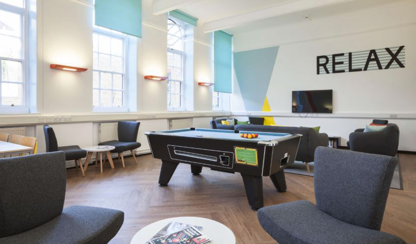 Elizabeth-Croll-House-London-Games-Area-Unilodgers