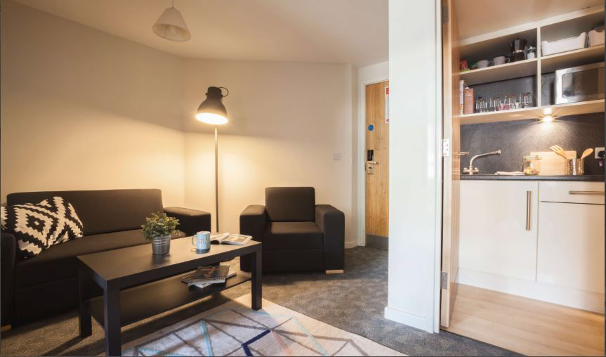 Elizabeth-Croll-House-London-Living-Area-Unilodgers