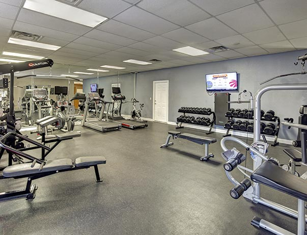 University-Village-Tallahassee-Fl-Gym-Unilodgers