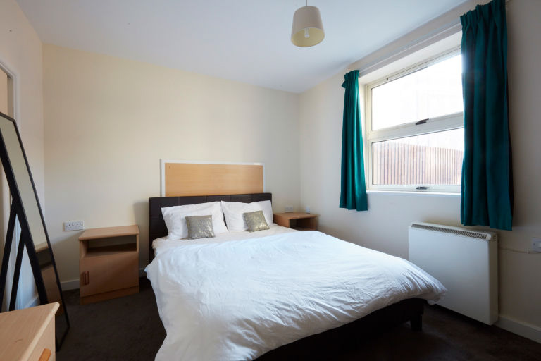 Bedford-Street-South-Liverpool-Bedroom-Unilodgers