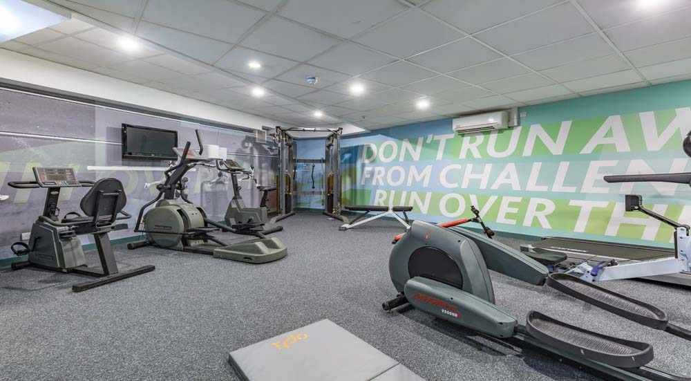 Gallery-Apartments-Glasgow-Gym-Unilodgers