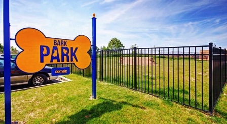 The-Domain-At-Town-Center-Morgantown-WV-Dog-Park-Unilodgers