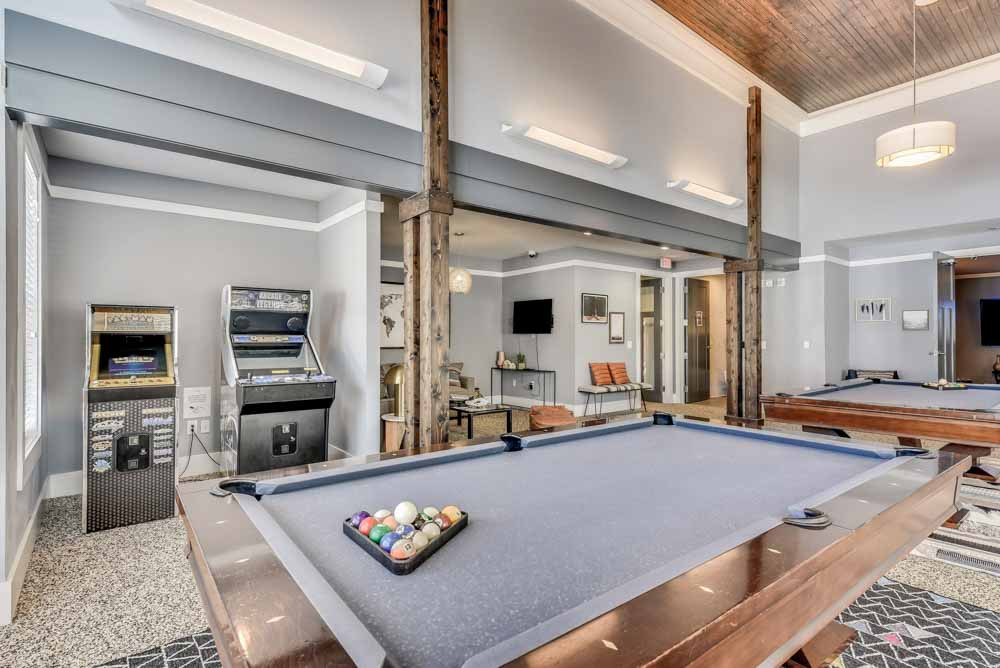 Lighthouse-Student-Living-Wilmington-NC-Pool-Table-Unilodgers
