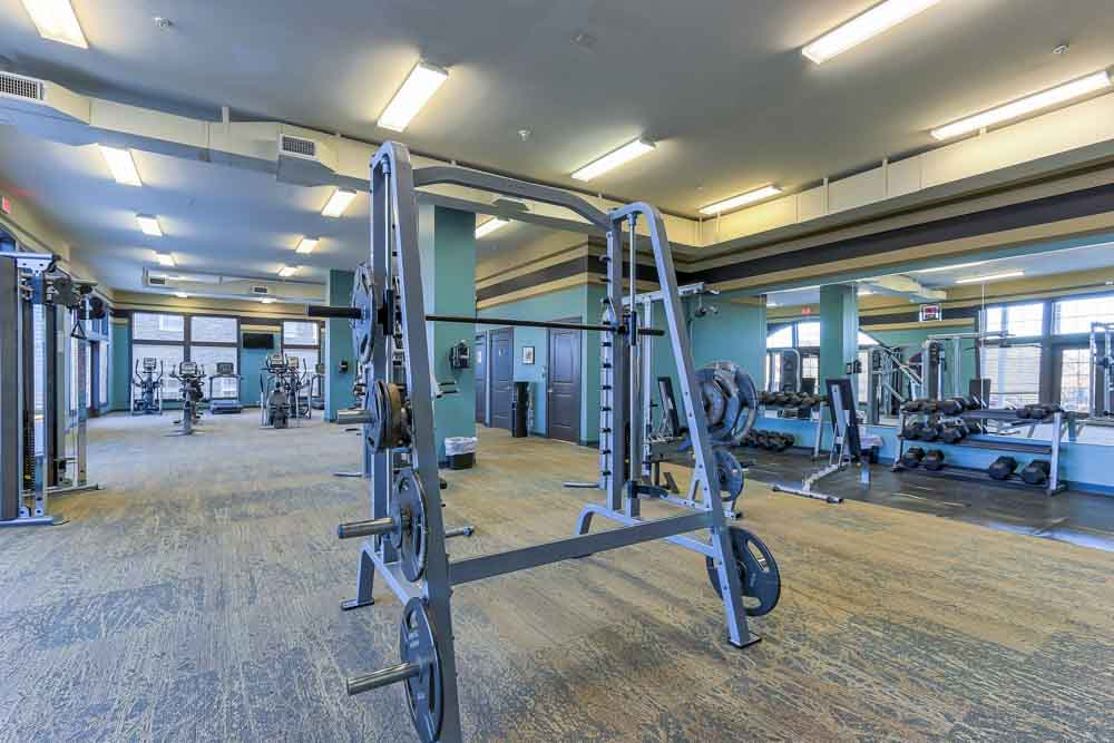 Highland-Square-Oxford-MO-Gym-Unilodgers