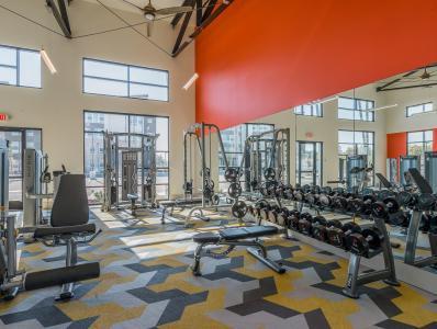 The-Vista-At-Turlock-CA-Gym-Unilodgers
