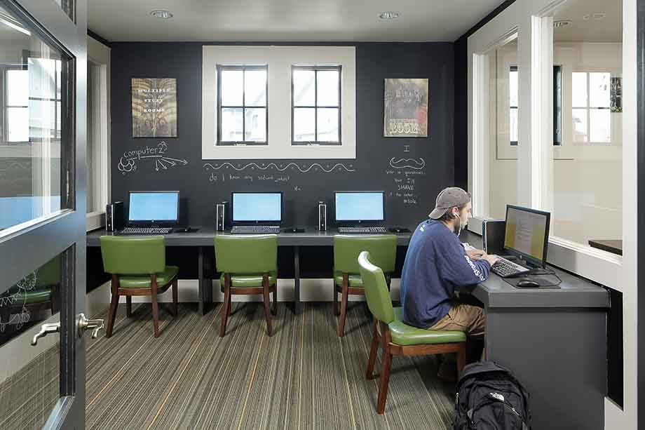 The-Cottages-Of-Boone-NC-Computer-Lab-Unilodgers