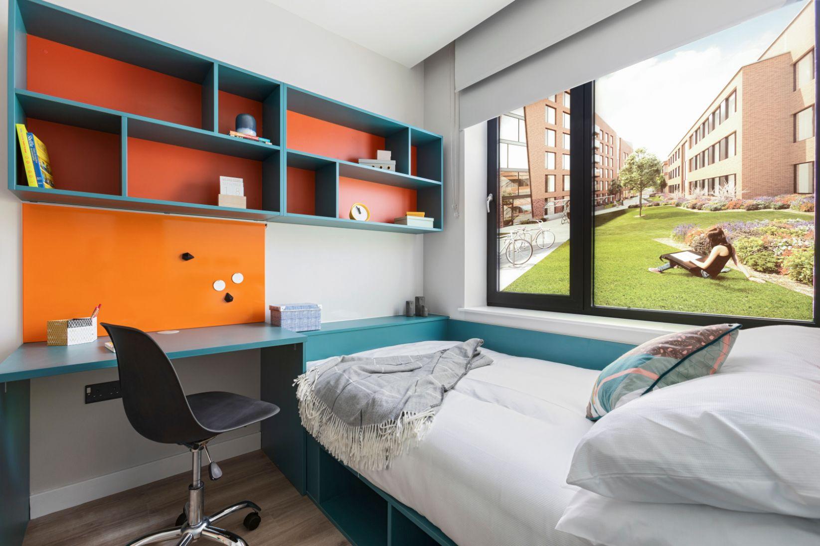 Highfield-House-Dublin-Bedroom2-Unilodgers