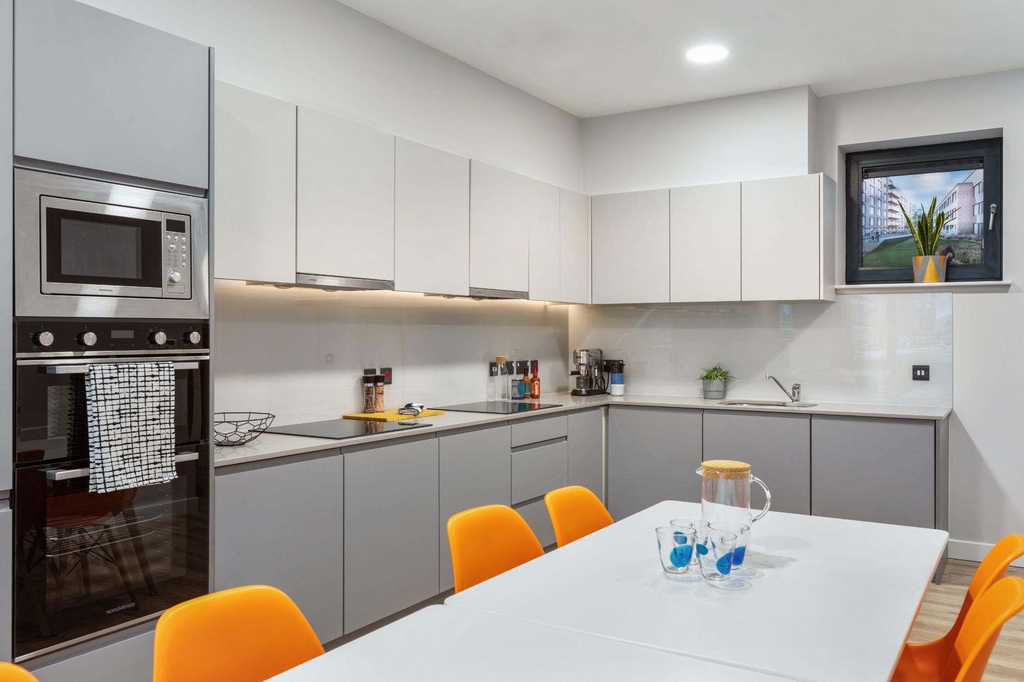 Highfield-House-Dublin-Kitchen-Area-Unilodgers