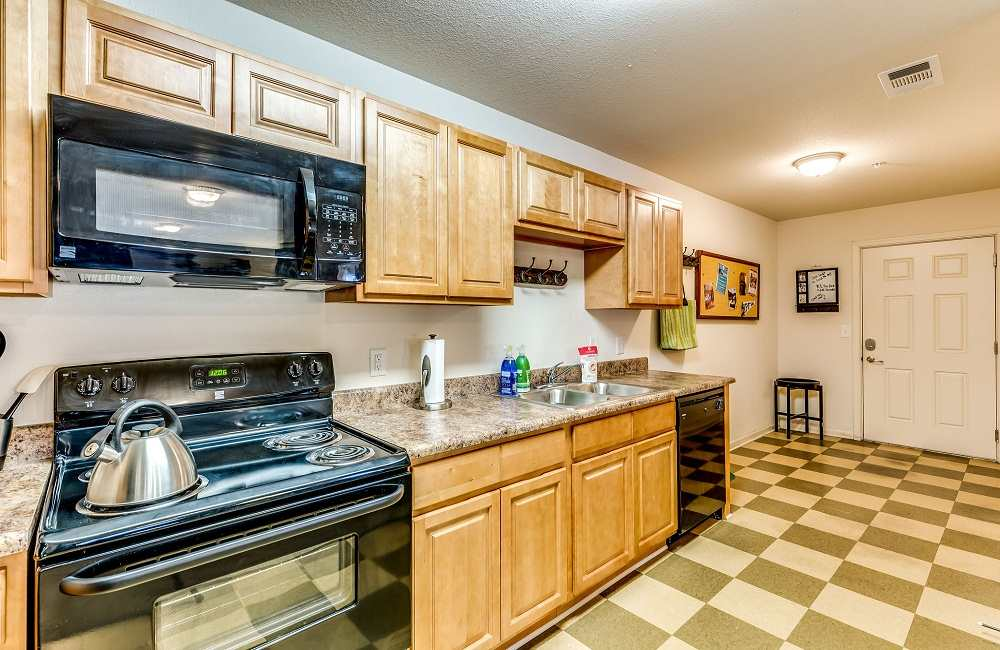 The-Arch-Fort-Wayne-IN-Kitchen-Unilodgers