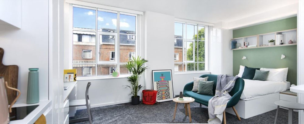 Scape-Bloomsbury-London-Bedroom-Unilodgers