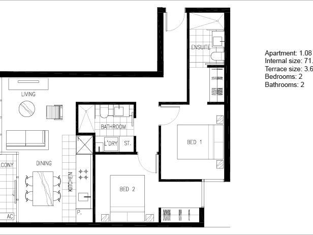 108-97-flemington-road-north-melbourne-student-accommodation-Melbourne-Floorplan-Unilodgers