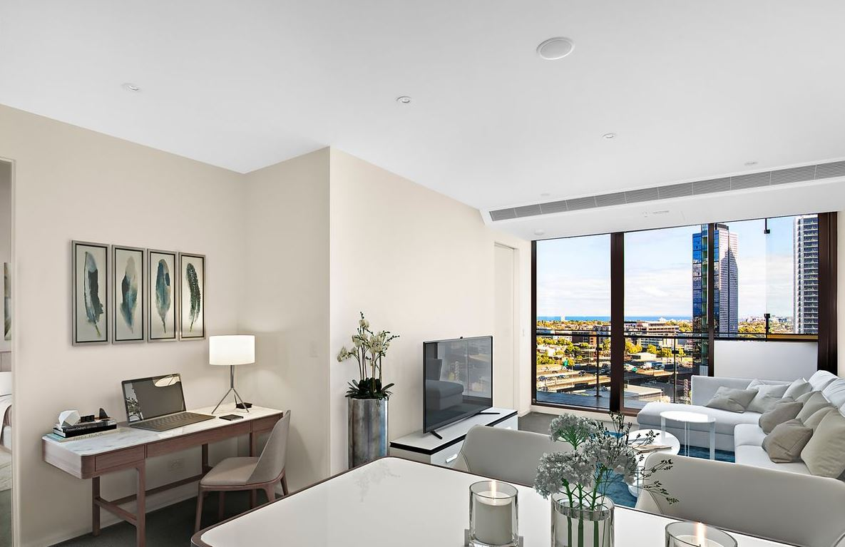 1605-118-kavanagh-street-southbank-student-accommodation-Melbourne-Living-Area-Unilodgers