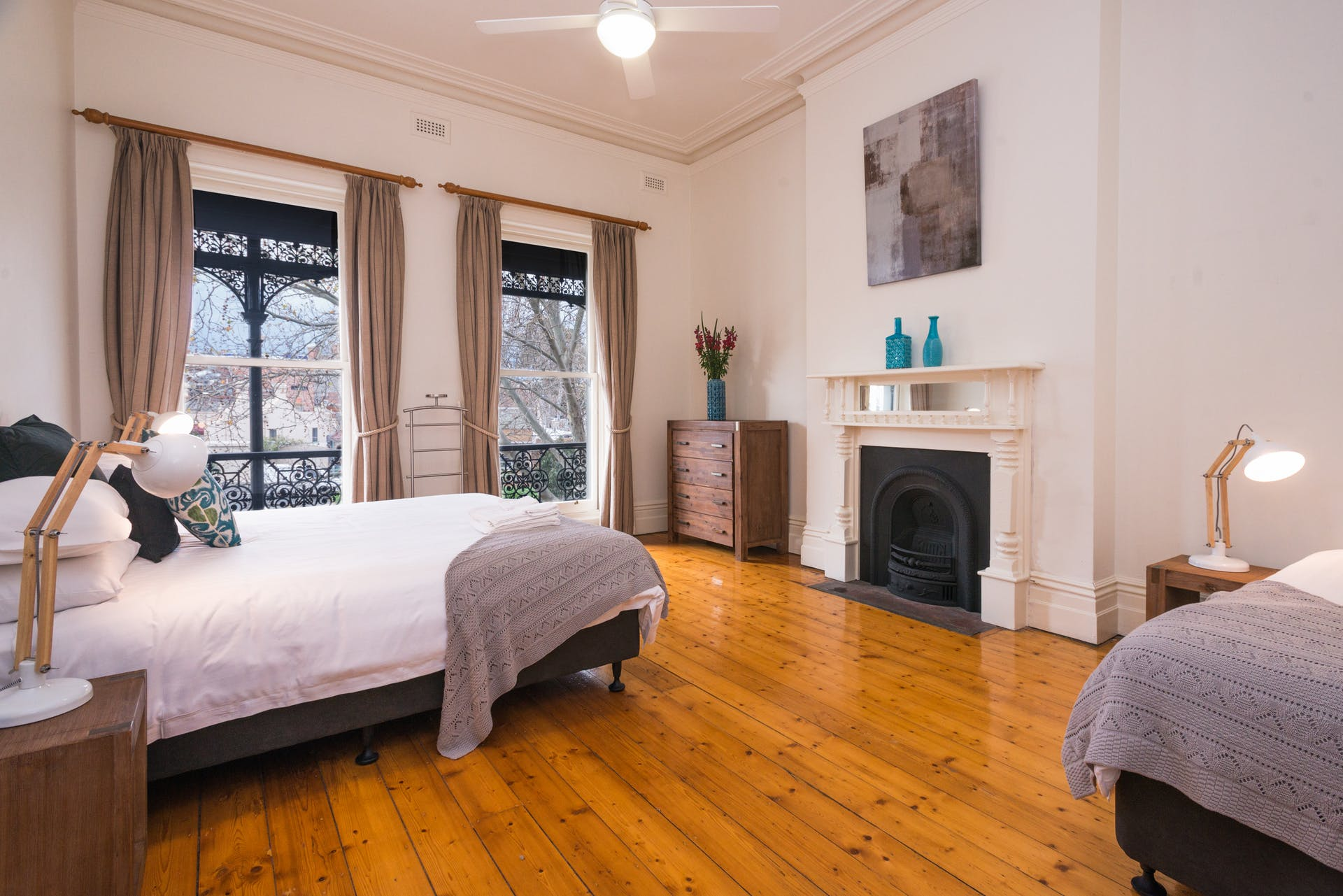 601-king-street-west-melbourne-student-accommodation-Melbourne-Bedroom-Unilodgers