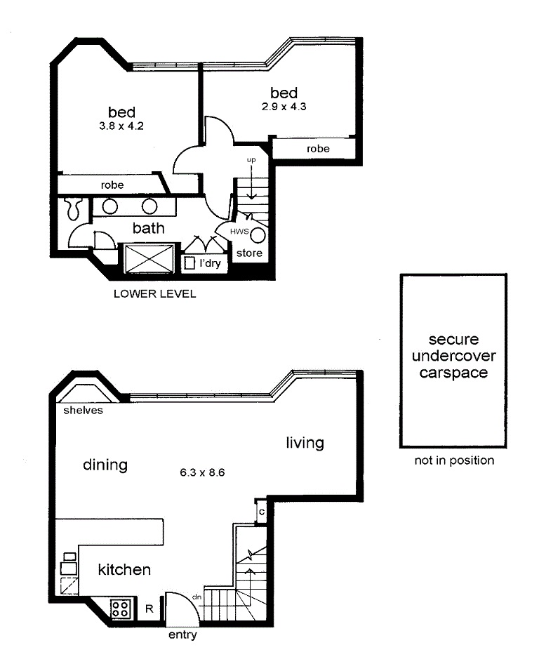 19-50-bourke-street-melbourne-student-accommodation-Melbourne-Floorplan-Unilodgers