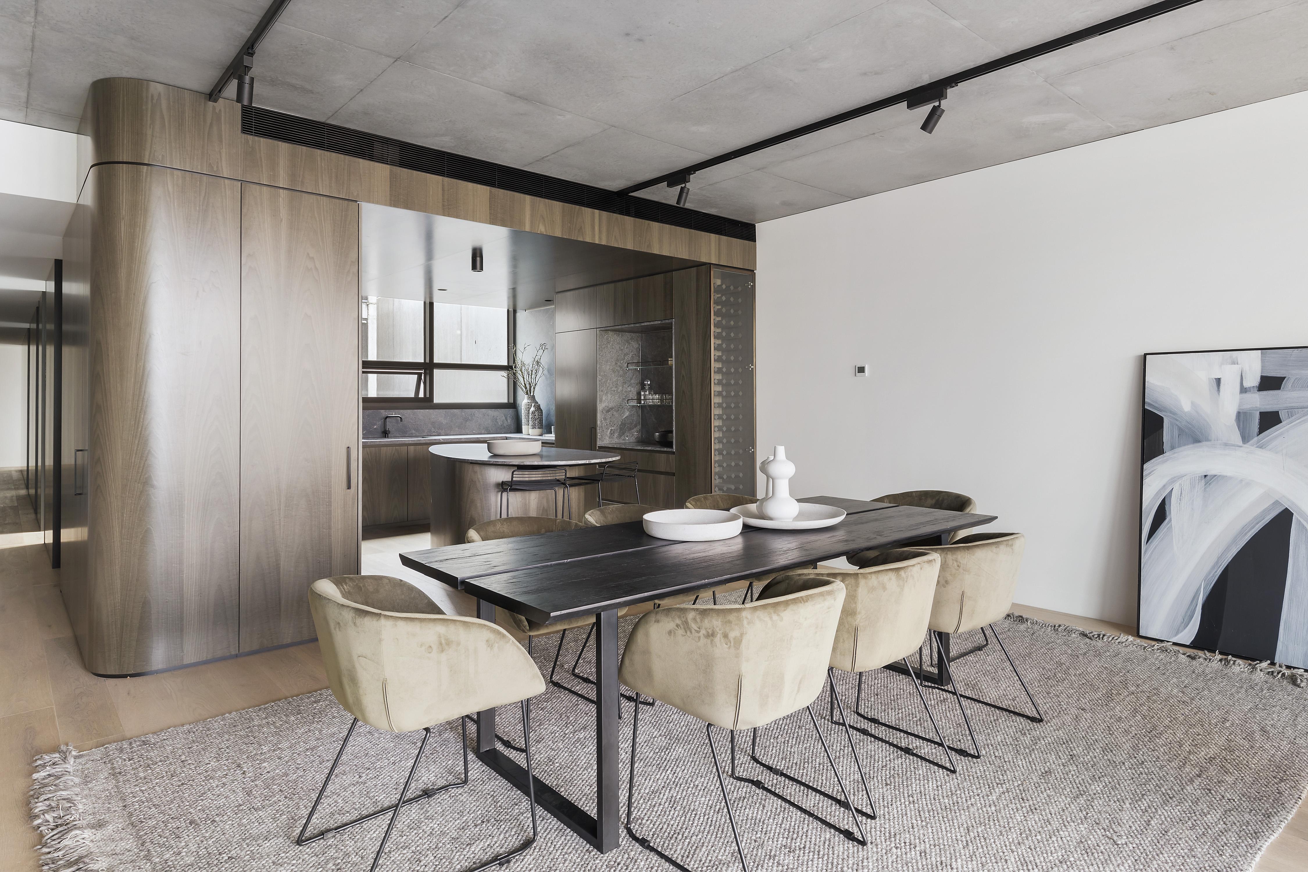 405-9-johnston-street-port-melbourne-student-accommodation-Melbourne-Dining-Area-Unilodgers