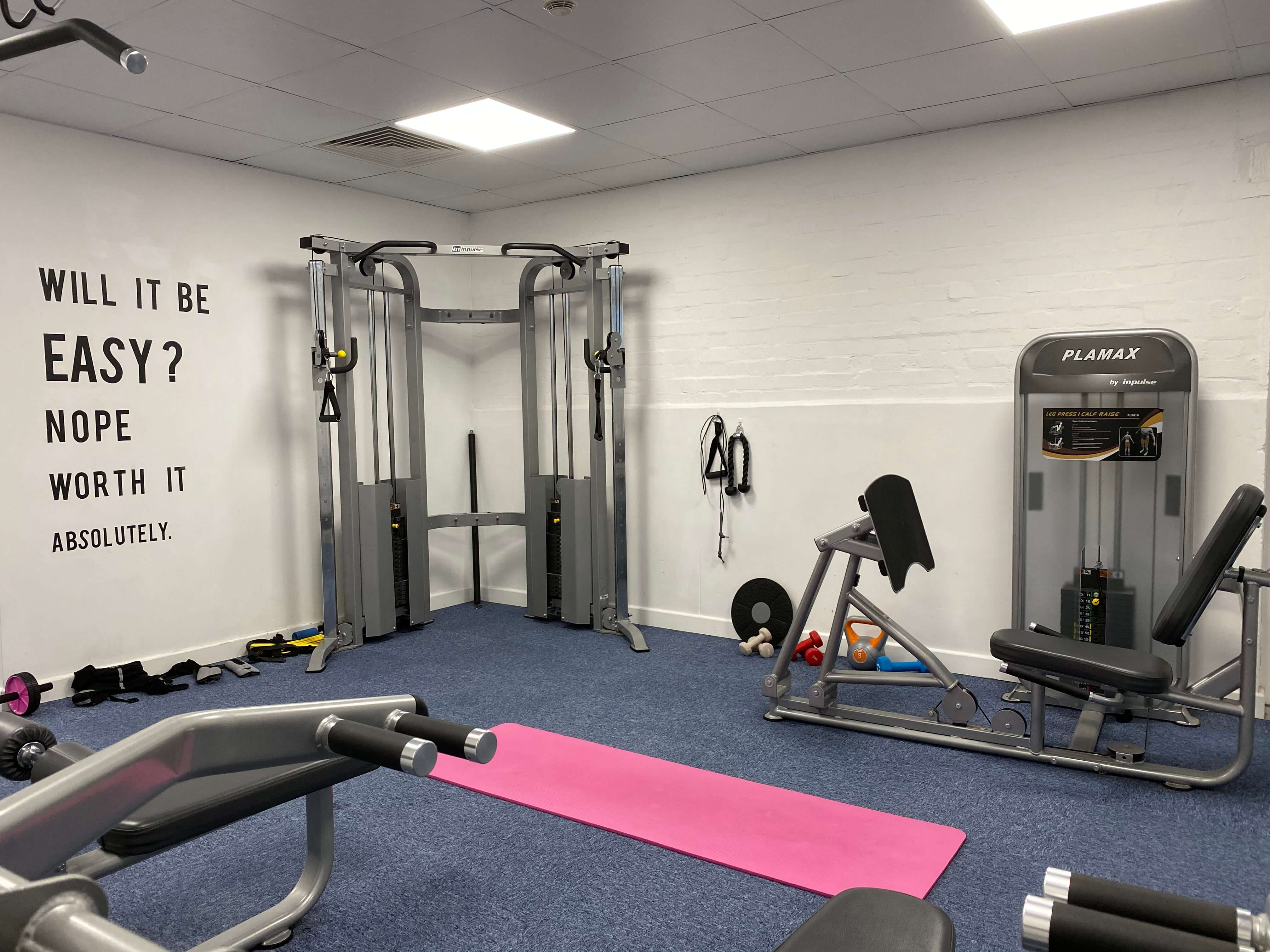 Mercia-Lodge-Coventry-Gym2-Unilodgers