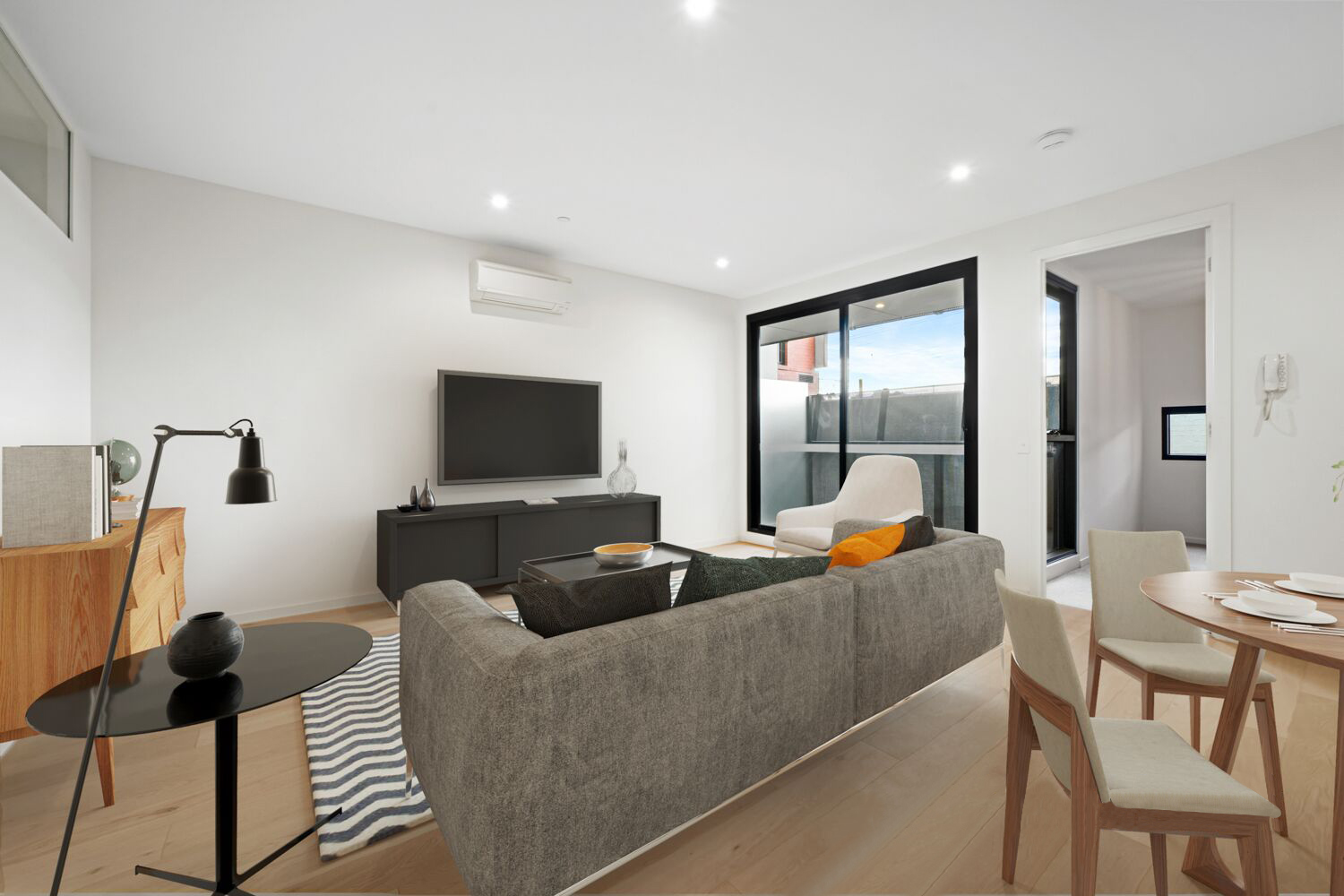 206-108-munster-terrace-north-melbourne-student-accommodation-Melbourne-Living-Area-Unilodgers