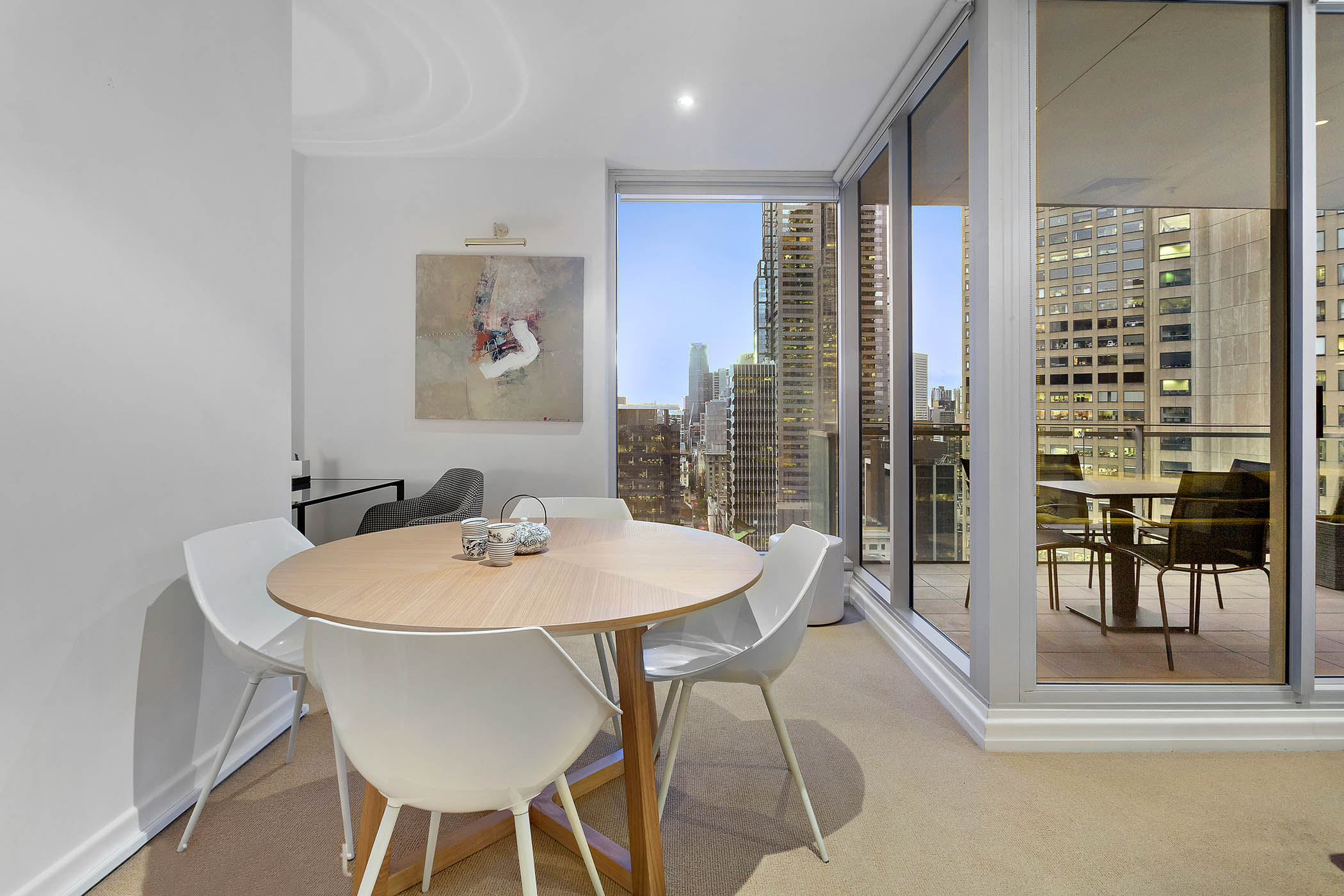 1804-31-spring-street-melbourne-student-accommodation-Melbourne-Dining-Table-With-Chairs-Unilodgers