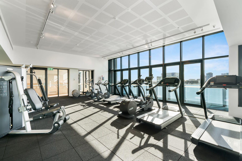 3609-500-elizabeth-street-melbourne-student-accommodation-Melbourne-Gym-Unilodgers