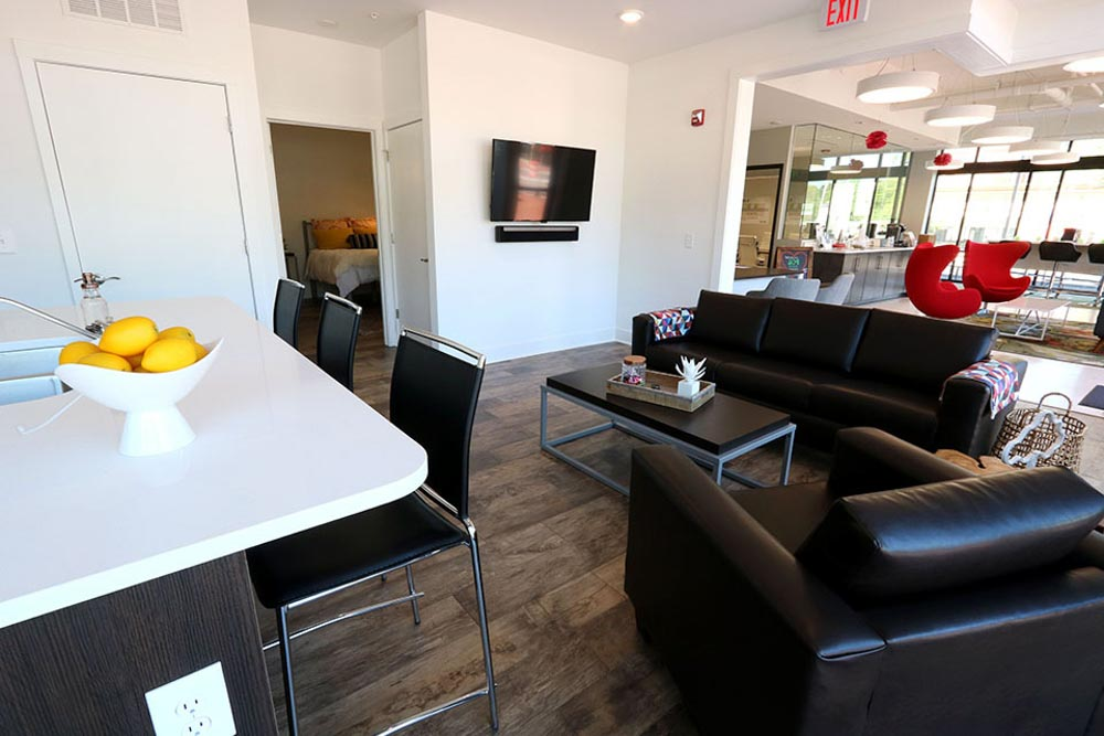 2811-Hillsborough-Raleigh-NC-Living-Area-With-TV-Unilodgers