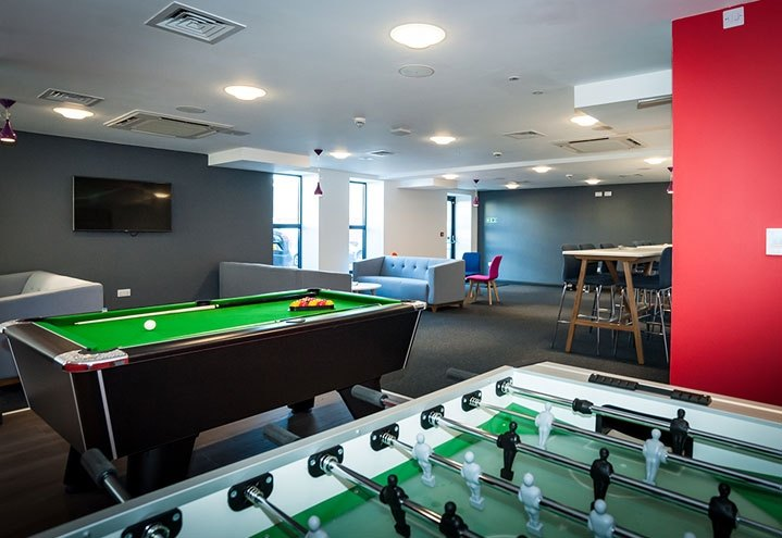 Abert-Place-Newcastle-Games-Room-Unilodgers