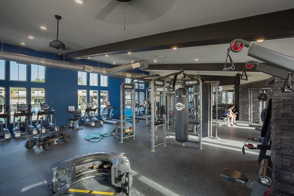Arcadia-On-The-River-Milledgeville-GA-Gym-Unilodgers