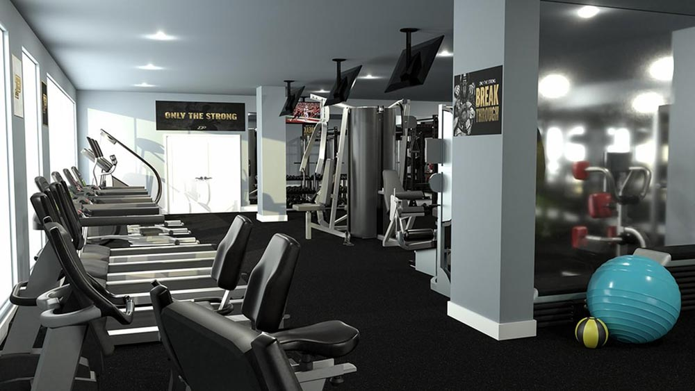 Aspire-at-Discovery-Park-West-Lafayette-In-Gym-Unilodgers