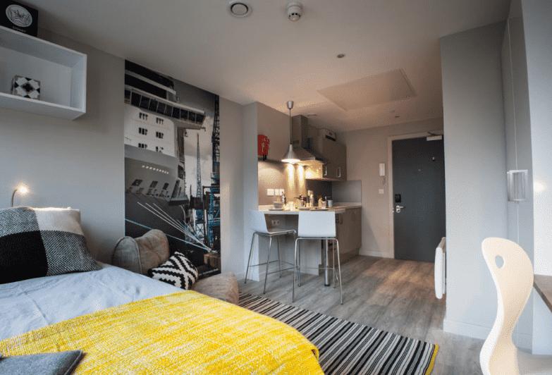 Brunswick Apartments Southampton Student Accommodation