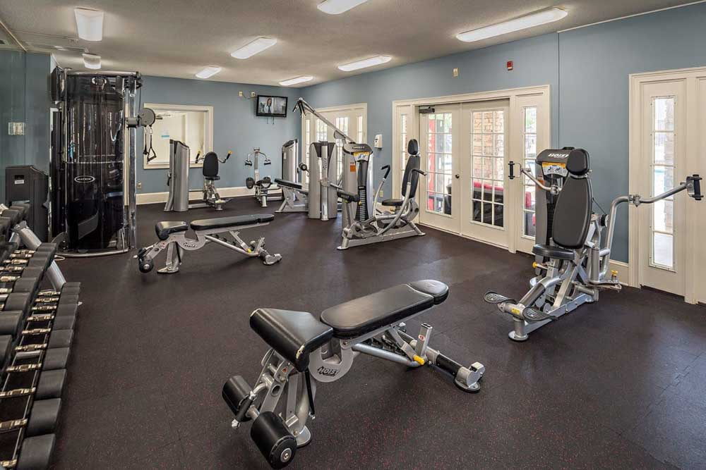 Campus-Creek-Oxford-MS-Gym-Unilodgers