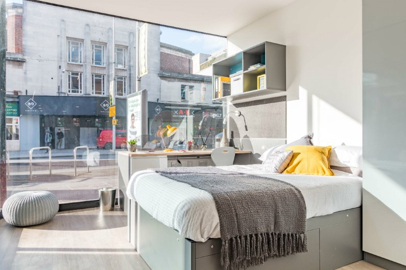 Capital-House-Southampton-Bedroom-2-Unilodgers