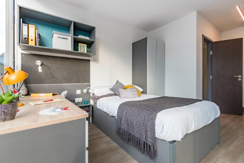 Capital-House-Southampton-Bedroom-3-Unilodgers