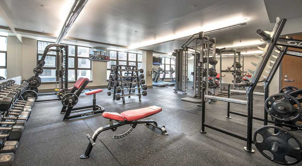 College-Town-Student-Apartments-Tallahassee-FL-Gym-Unilodgers