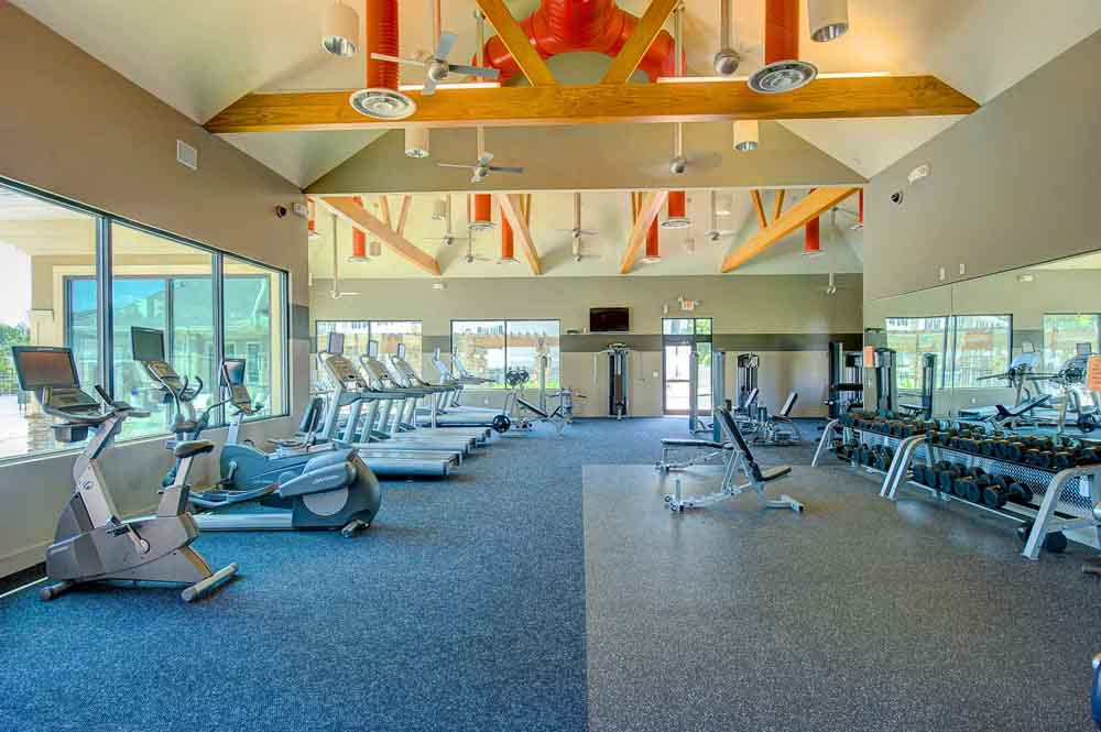 Copper-Beech-Townhomes-Greenville-Fitness-Center-Unilodgers