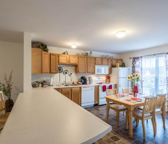 Copper-Beech-Townhomes-Oak-Hill-State-College-PA-Kitchen-Unilodgers