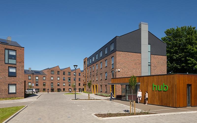 Denton-Holme-Student-Village-Carlisle-Exterior-2-Unilodgers