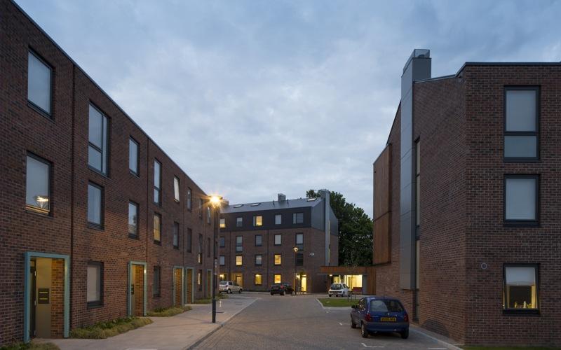 Denton-Holme-Student-Village-Carlisle-Exterior-Unilodgers