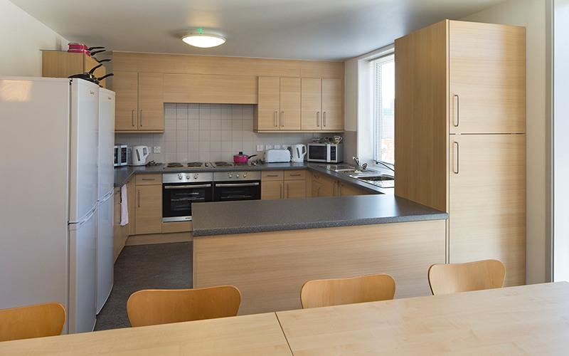 Denton-Holme-Student-Village-Carlisle-Kitchen-Unilodgers