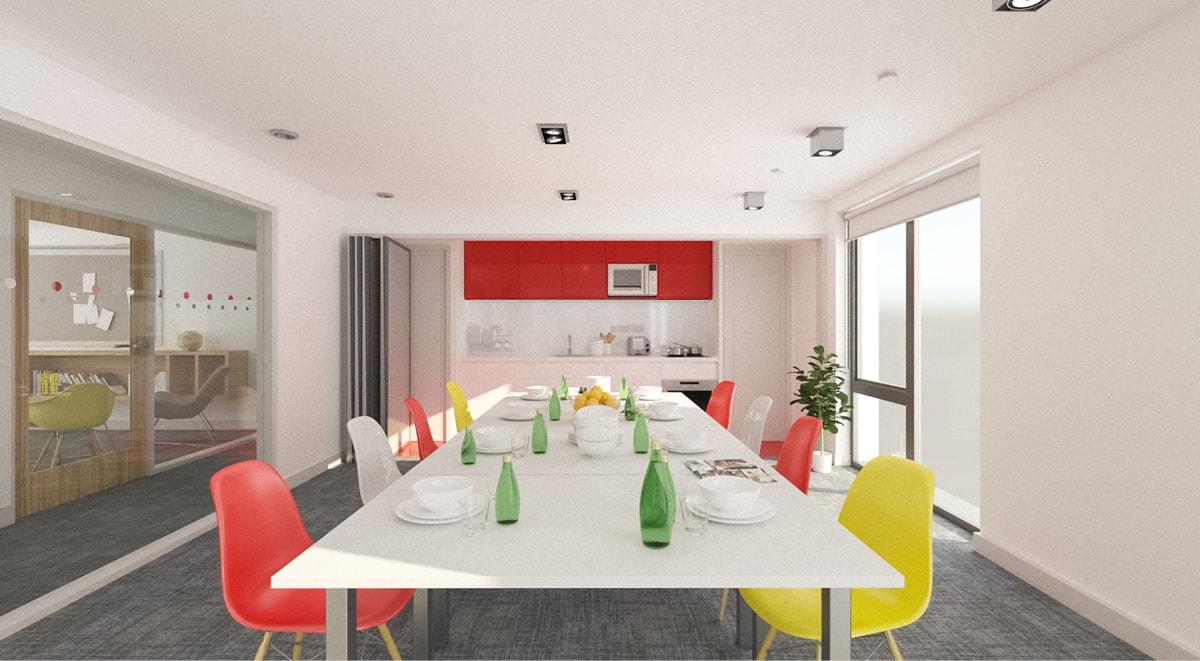 Duresme-Court-Durham-Communal-Dining-Unilodgers