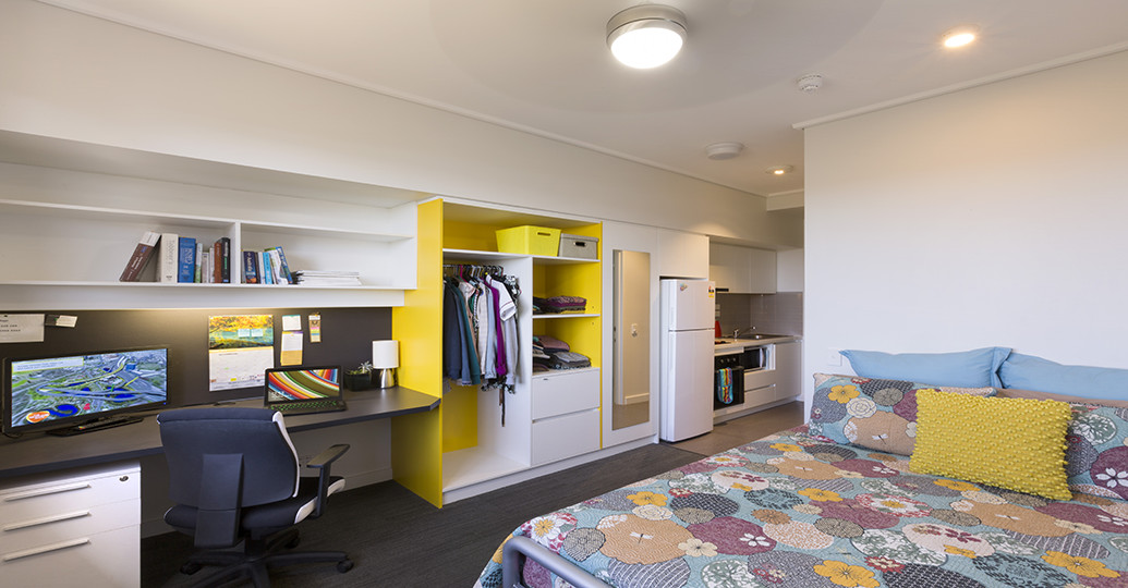 ECU-Village-Joondalup-WA-Bedroom-Unilodgers